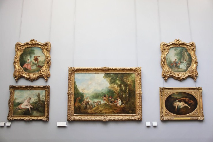 The Unforgettable Moment Of The Louvre Museum