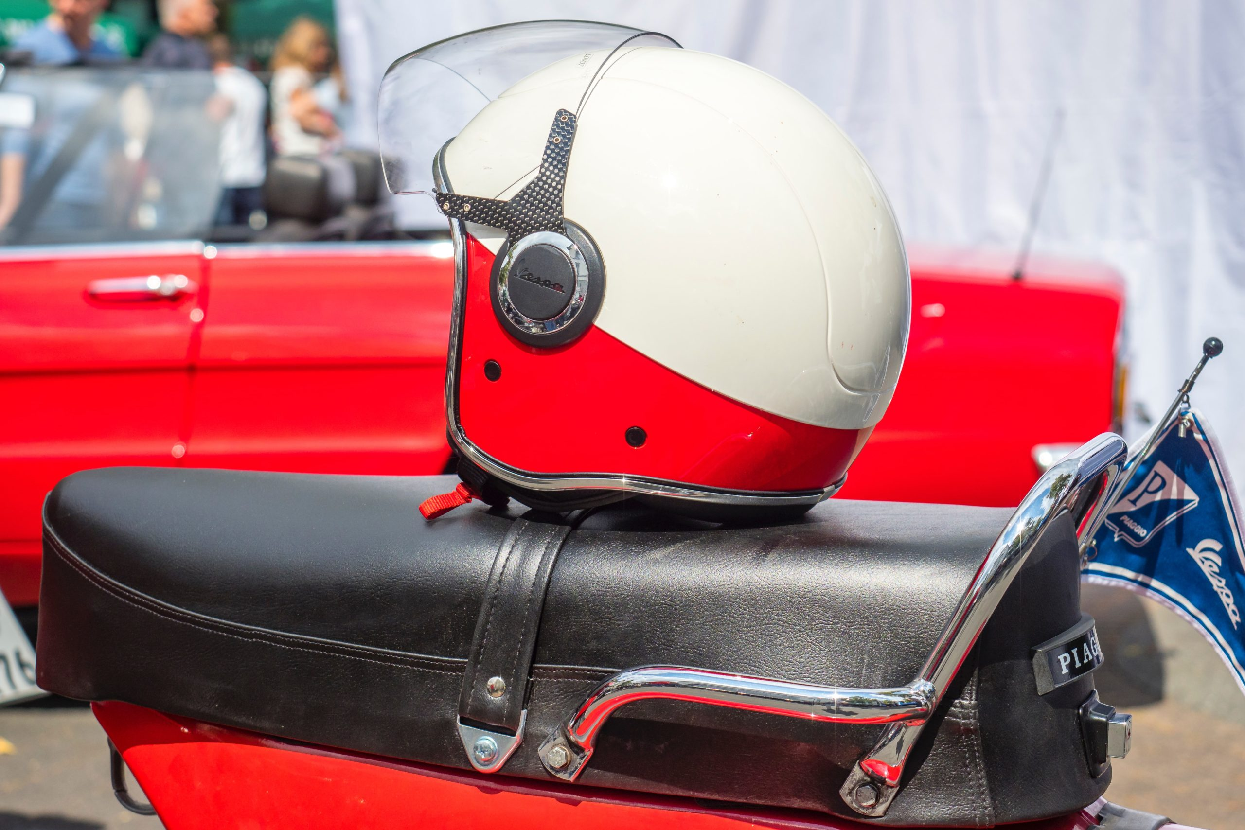Vintage Motorcycle Helmets Are The Best At Any Time
